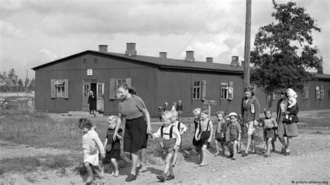 A brief history of refugees who escaped to Germany