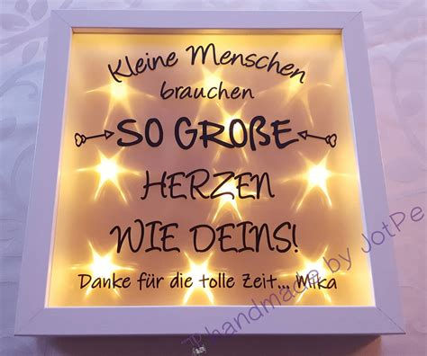 Farewell gift, light frame, illuminated picture