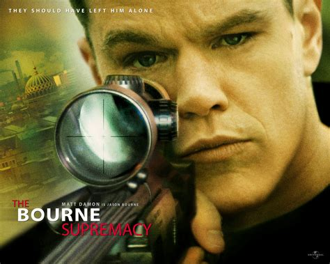 Jason Bourne, which character are you in these awesome movies?