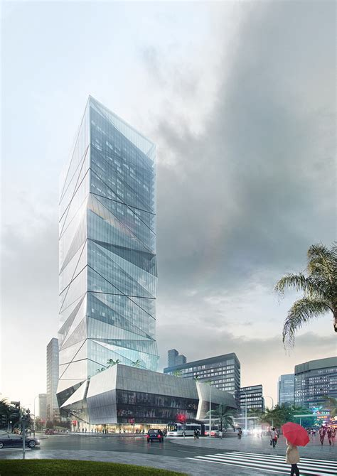 HENN Wins Architectural Competition for Wenzhou High-Rise