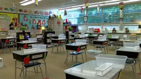 First look inside EVSC classrooms ahead of 2020-2021