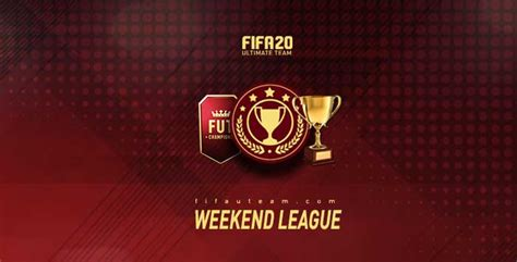 FIFA 20 Weekend League - Frequently Asked Questions