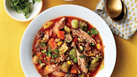 Harry Young's Burgoo Recipe - Southern Living