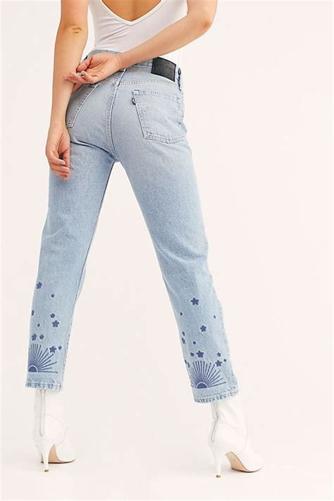 Levi's Made & Crafted 501 Crop Jeans   Best Straight-Leg