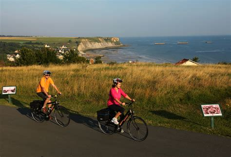 Cycling tours in Normandy & landing beaches - France