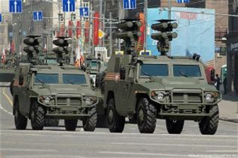 Kornet-D anti-tank missile carrier 4x4 armored vehicle