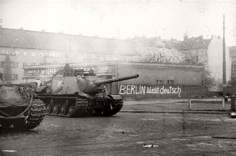 Vintage: historic photos of The Battle of Berlin (1945