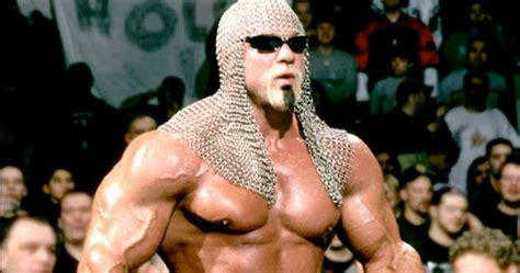 Scott Steiner Doesn't Care About Being In The WWE Hall Of