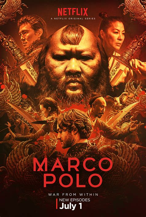 Marco Polo: Season 2 Trailer and Poster Revealed - IGN