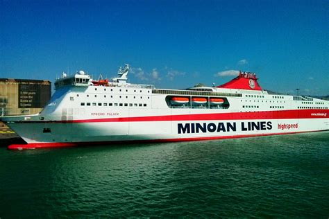 Minoan Lines: Ferry boat tickets, Reviews, Photos, Boats