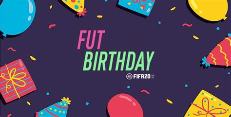 FIFA 20 FUT Birthday Guide and Offers List