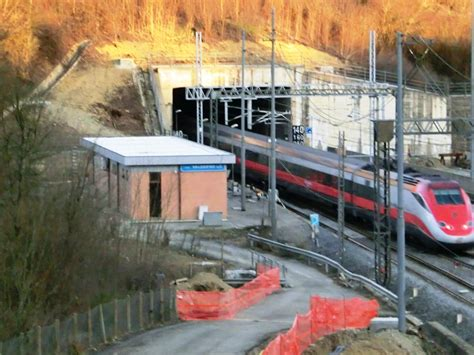 High-speed rail tunnels from around the world | Structurae