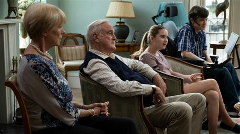 John Cleese Guest Stars as Minnie Driver's Father on