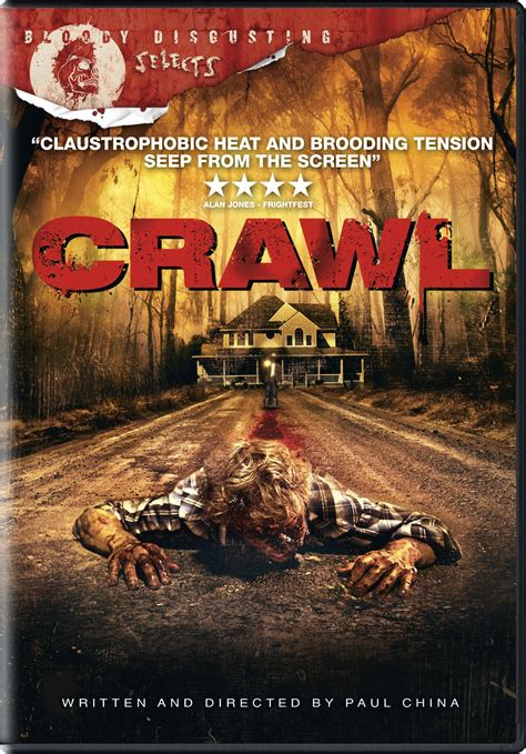 Check Out the Trailer For Crawl, Coming to DVD February 26