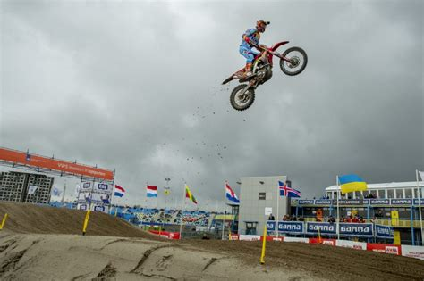 Double success for Team HRC at 2019 Motocross of Nations