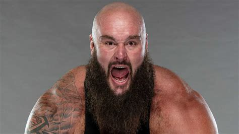Who Decided WWE's Braun Strowman Had To Shave His Head?