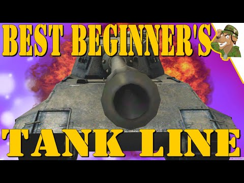 British Light Tank Line?   For the Record