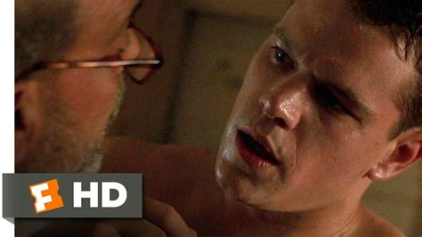 The Bourne Identity (1/10) Movie CLIP - What's Your Name