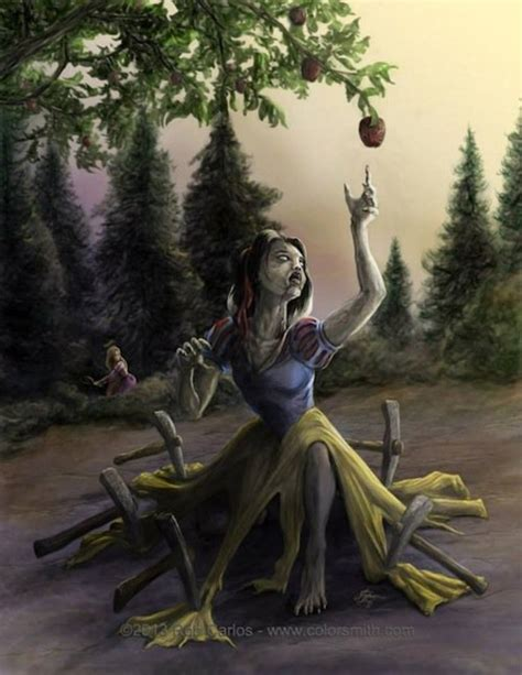 Scary Zombie Princess Art - Tattoo Ideas, Artists and Models