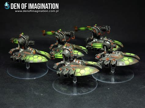 Necron Dynasties - Den of Imagination - page 1 - Projects