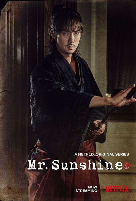 Netflix Releases Character Posters for 'Mr