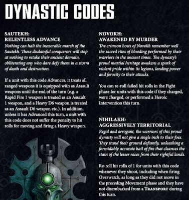 The First Necron Leaks