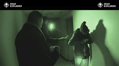 Ghost Hunting Video Captures Scary Experience! Dead