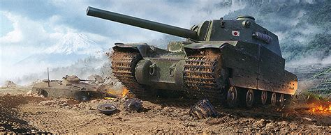 Tank Profile: Say Hello to the Japanese Type 5 Heavy