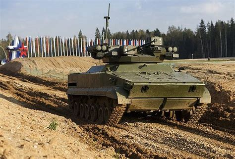 Russia defense industry unveils the UDAR first unmanned