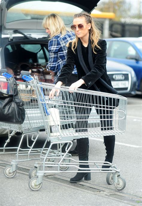 PERRIE EDWARDS Out Shopping in London 11/23/2015 - HawtCelebs