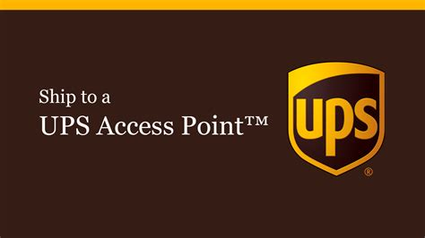 UPS Access Point Service – Ecommerce Plugins for Online
