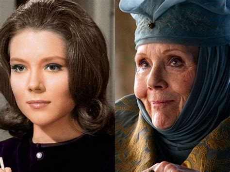 Diana Rigg is iconic as Lady Olenna Tyrell, but the
