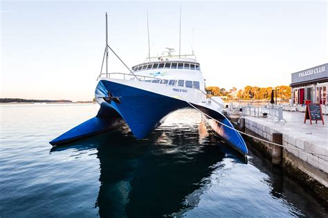 Venice to Porec with Fast Ferry direct line, best price, daily
