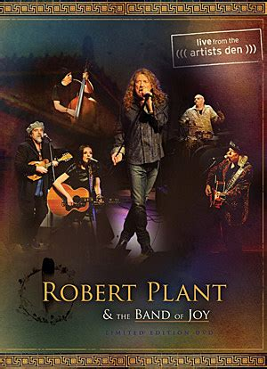 Robert Plant & the Band of Joy – 'Live from the Artists