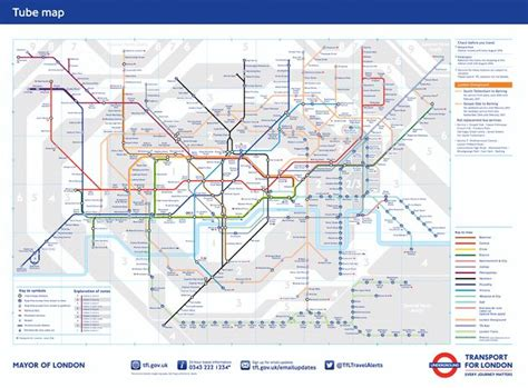 New Tube Map Gets A Revamp With Tram Lines   HuffPost UK