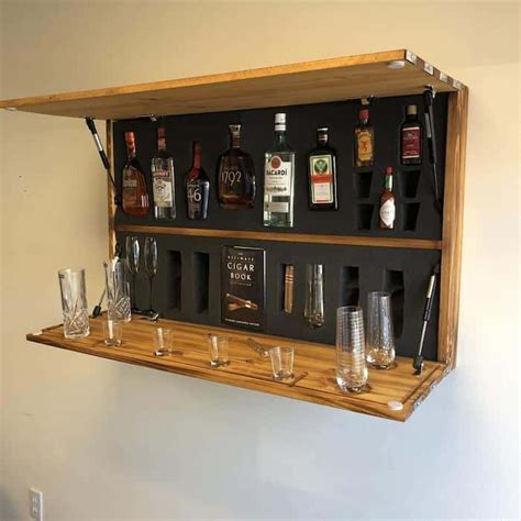 Speakeasy Vault Lets You Lock Away Your Whiskey In Plain