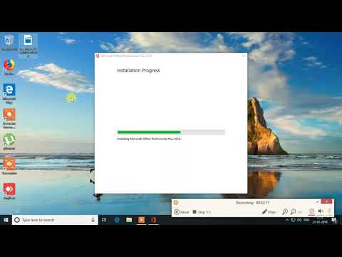 Download and install Microsoft Office 2016 ISO free